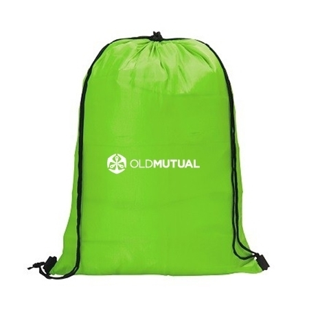 Picture of Lime Daily Drawstring Bag
