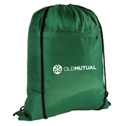 Picture of Dark Green Dekan Drawstring Bag