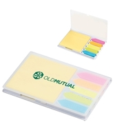 Picture of Sticky memo set