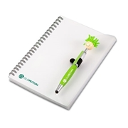 Picture of Moptopper A5 Notebook And Pen
