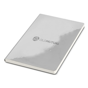 Picture of Reflections A5 Notebook Silver