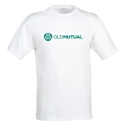 Picture of 145gsm White T-shirt