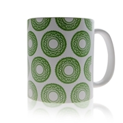 Picture of 300ml Circle design blanco mug