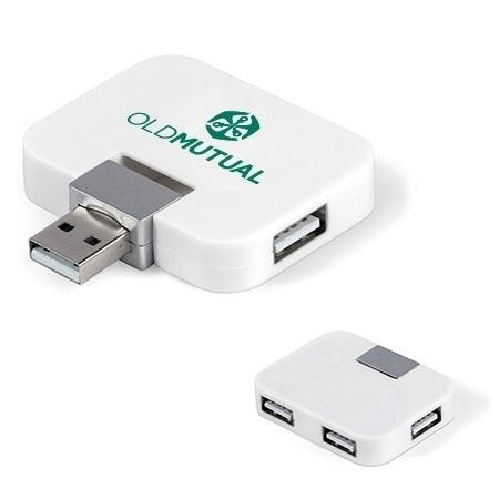 Picture of Quadratic USB Hub