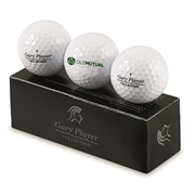 Picture of Gary Player Golf Balls set of 3