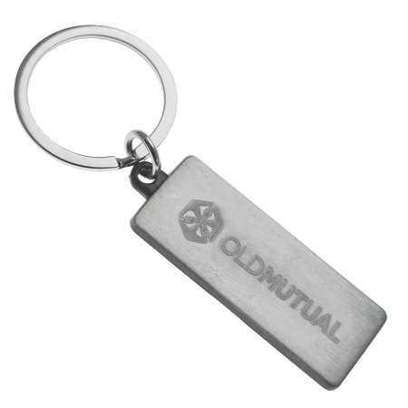 Picture of Old Mutual 3D Metal Keyring