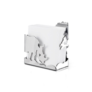 Picture of Carrol Boyes note paper holder - Rhino