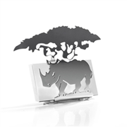 Picture of Carrol Boyes Business Card Holder- (Rhino)