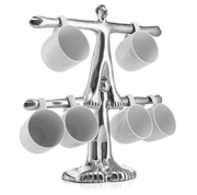Picture of Carrol Boyes sculpture well balanced