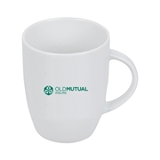 Picture of 325ml White Ceramic Mug