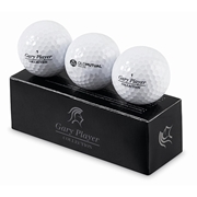 Picture of Gary Player soft feel golf balls