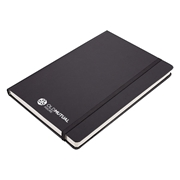 Picture of Agenda Hard Cover Notebook Black