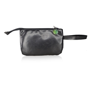 Picture of Black Leatherette Wrist Pouch
