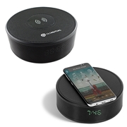 Picture of Prime Wireless Charger, BT Speaker And Clock Radio