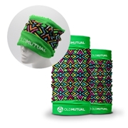 Picture of Lime Old Mutual Multifunctional Headwear
