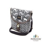 Picture of Mongoose Pom Pom Bag Bokkie