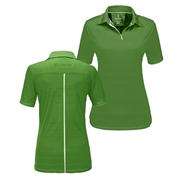 Picture of Ladies Prescott Golf Shirt - Lime