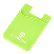 Picture of Lime Smartphone Silicone Pouch