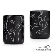 Picture of Carrol Boyes Black Mug