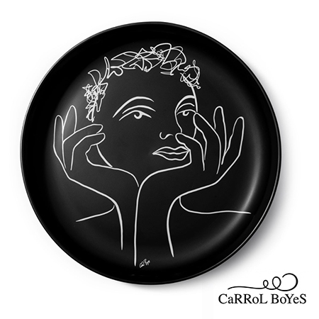 Picture of Carrol Boyes Low Bowl 32Cm Radiant