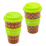 Picture of 400ml Bamboo Mug