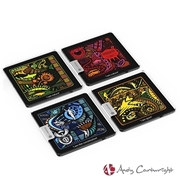 Picture of Andy C I Am South African Glass Coasters