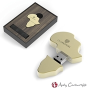 Picture of Andy C Afrique Gold USB