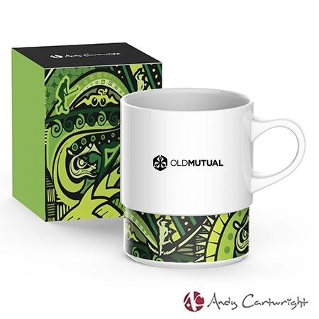 Picture of 380ml Andy C I am South African Mug