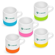 Picture of 320ml Kooshty Kaleido Sublimation Mug