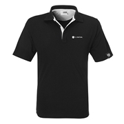 Picture of Mens Solo Golf Shirt - White