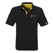 Picture of Mens Solo Golf Shirt - Yellow