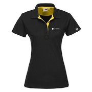 Picture of Ladies Solo Golf Shirt - Yellow