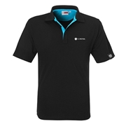 Picture of Mens Solo Golf Shirt - Blue