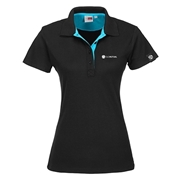 Picture of Ladies Solo Golf Shirt - Blue