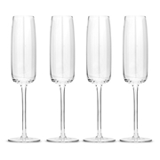 Picture of Carrol Boyes Champagne Flute Set Of 4 Ripple