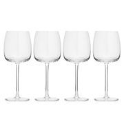 Picture of Carrol Boyes Wine Glass Set Of 4 Ripple