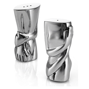 Picture of Carrol Boyes Salt & Pepper Set - Fishfish
