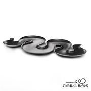 Picture of Carrol Boyes Centre Piece Lg - Quicksilver