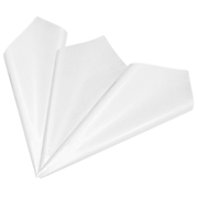 Picture of White tissue paper sheet(Pack of 25)