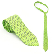 Picture of Mens Shweshwe Design Skinny Tie