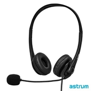 Picture of Astrum Noise-isolating USB Headset Flexi