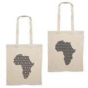 Picture of Eco Cotton Sling Bag Africa