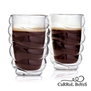 Picture of Carrol Boyes Double Walled Mug Set 2 Wound Up