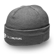 Picture of Knitted Grey Beanie