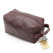Picture of JD Genuine Leather Toiletry Bag